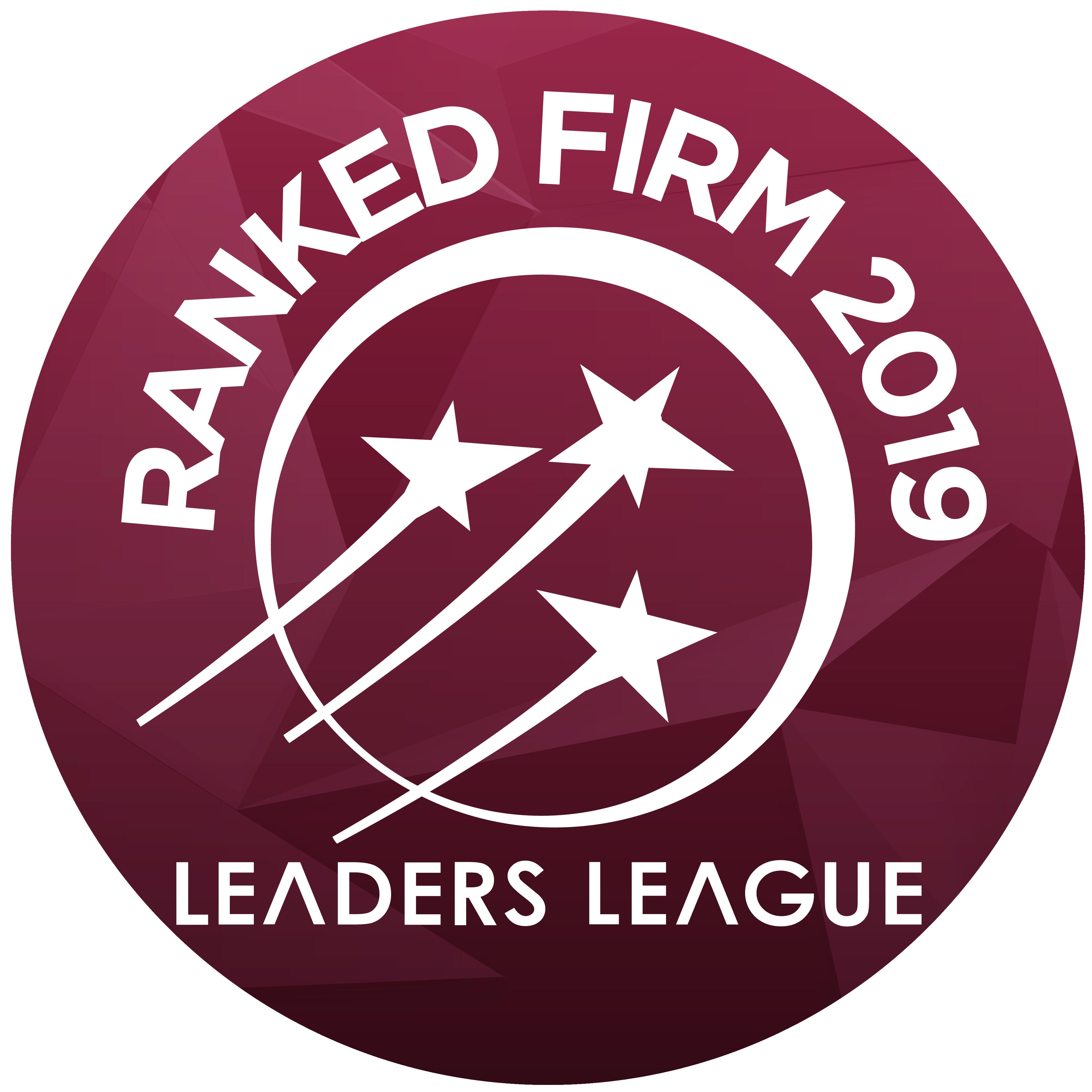 Ranked firm Trademark litigation 2019